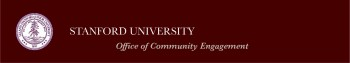 Stanford University Office of Community Engagement