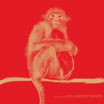 Year of the Monkey 2016 - by Amy Lam for CHSA Museum